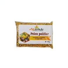 Polen Poliflor Uscat 100gr Api Vitalis Cod: 24272