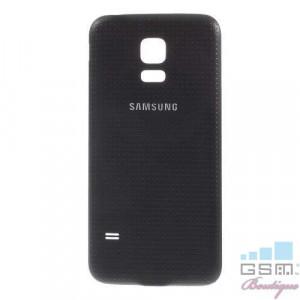Capac Baterie Spate Samsung Galaxy S5 Mini G800F Negru