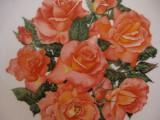 BRADEX - FARFURIE DECORATIVA PORTELAN ROYAL ALBERT FINE ENGLISH BONE CHINA 1990, Decorative