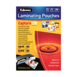 Folie De Laminare 65 X 95 Mm Fellowes