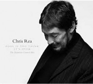 CD original Chris Rea - Fool if you think it's over