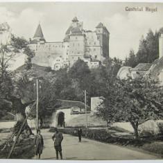 Bran - Castelul Regal, scrisa necirculata