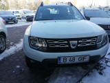 Mașină Dacia Duster Laureate 1.5 109 E6 4×4 anul 2017, Motorina/Diesel, SUV