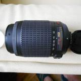 Obiectiv Nikon 55-200 vr, Stabilizare de imagine, Autofocus, Nikon FX/DX