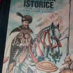 POVESTIRI ISTORICE - DUMITRU ALMAS , ILUSTRATII VALENTIN TANASE VOL 2