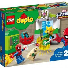 LEGO Duplo - Omul Paianjen contra Electro 10893