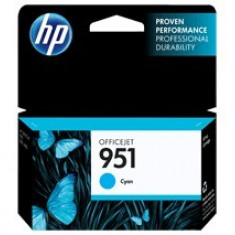 CARTUS ORIGINAL HP 951 Cyan CN050AE PENTRU IMPRIMANTE HP
