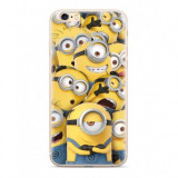 Husa Capac TPU, MINIONS 020, Apple iPhone 7 Plus / 8 Plus cu Licenta, Blister