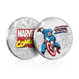 Jucarie Coin Marvel Cap America