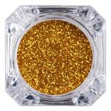 Cumpara ieftin Sclipici Glitter Unghii Pulbere LUXORISE, Sunny Day #60