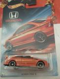 Hot Wheels, Honda Civic SI , nr 3/8 Honda, sigilat