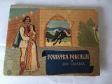 Povestea porcului - Carte 3D, Ed. INTREPRINDEREA POLIGRAFICA BANAT, 1965