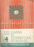 Limba Si Literatura Romana - Anul XVIII, Nr. 4