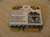 Placa wireless laptop HP EliteBook 2570p, Intel Advanced-N 6205, 696826-001