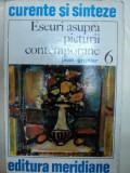 ESEURI ASUPRA PICTURII CONTEMPORANE- JEAN GRENIER- BUC.