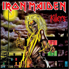 Iron Maiden Killers remastered (cd)