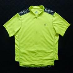 Tricou ciclism Pearl Izumi Select Series.Marime L: 55 cm bust, 64 cm lungime etc