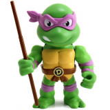 Figurina metalica Testoasele Ninja Donatello, Simba