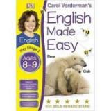 English Made Easy. Ages 8-9 - Carol Vorderman