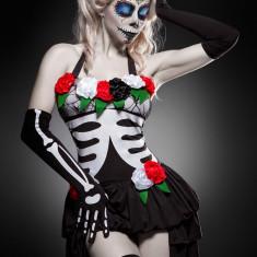 Rochie schelet mexican