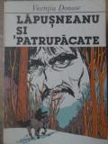 LAPUSNEANU SI PATRUPACATE-VICENTIU DONOSE