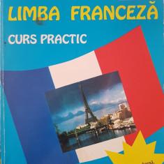 LIMBA FRANCEZA. CURS PRACTIC - Marcel Saras, M. Stefanescu (ed. Teora, 1996)