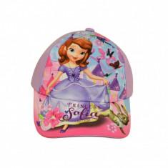 """Sapca Disney pentru fete """"Princess Sofia"""" - Mov"""
