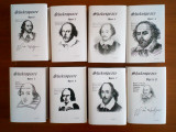Shakespeare - Opere complete, 8 volume (editia Univers, '80-'90,) + Sonete