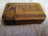 Cutie metalica pentru bonboane-de colectie