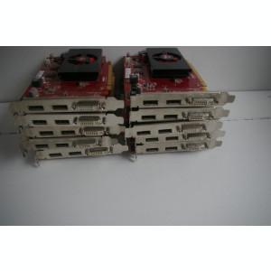 Placa video 1 Gb DDR3 / AMD Radeon HD 6570 / 64 Bit / Direct x 11 (125A)