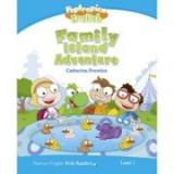 English Kids Readers Level 1. Poptropica English. Family Island Adventure - Catherine Prentice