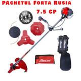 Cumpara ieftin Pachetul Forta RUSIA – Motocoasa pe benzina Mogilev 7.5 CP