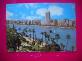 HOPCT 45554  CAIRO NILUL SI TELEVIZIUNEA EGIPT -STAMPILOGRAFIE-CIRCULATA