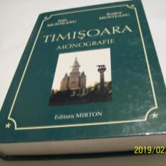 Timisoara monografie- editura ''mirton'' an 2002
