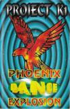 Caseta Proiect K1 – Phoenix Dance Explosion, originala, holograma, electronica