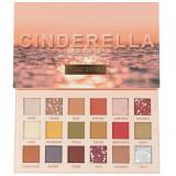 Cumpara ieftin Paleta Profesionala de Farduri CINDERELLA Kiss Crown, 18 Color Eyeshadow Palette
