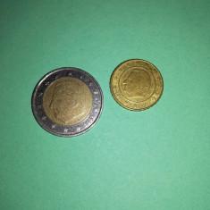 Monede euro: Belgia (2001 si 2003)