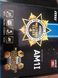 Placă de bază MSI AM1I AMD AM1 miniITX / MSI Military Class 4 nouă