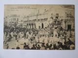 Carte postala franceza carnavalul de la Nice,necirculata circa 1910, Franta, Printata
