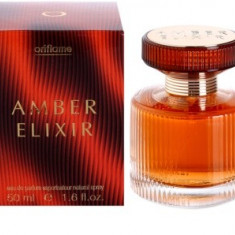 Parfum AMBER ELIXIR de la ORIFLAME, 50 ml, nou, sigilat