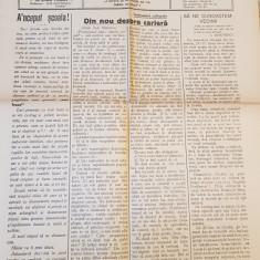 ziarul poiana campina iulie 1928-anul 1,nr. 6-fundatia culturala regele mihai 1