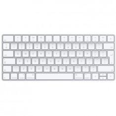 Tastatura Apple Wireless, INT, compatibila iPad, iMac si Mac cu Bluetooth, culoare argintie (2015)