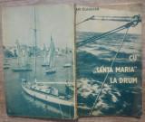 Cu Santa Maria la drum, jurnal de bord - Ioan Claudian/ dedicatie si semnatura