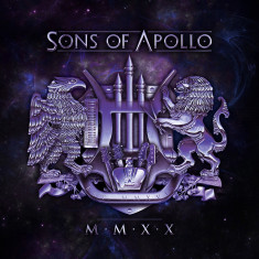 Sons Of Apollo MMXX (cd)