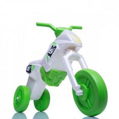 Tricicleta fara pedale Enduro - pearl-verde