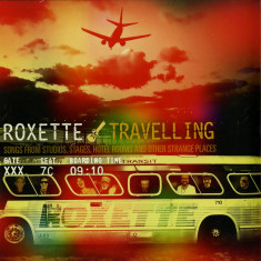 Roxette Travelling 2012 (cd)
