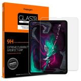 Folie Protectie Ecran Spigen Slim pentru Apple iPad Pro 11 (2020) / Apple iPad Pro 11 (2021), Sticla securizata 067GL25593