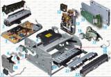 Piese imprimante/copiatoare/multifunctionale din dezmembrari
