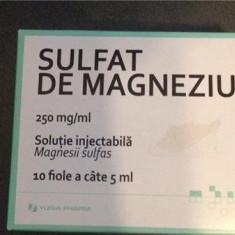 Sulfat De Magneziu
