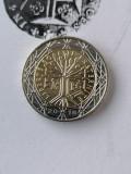 MONEDA FRANȚA 2 EURO 2018 UNC